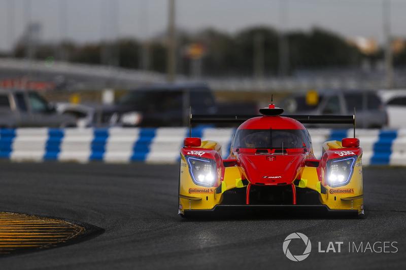 16.- #52 AFS PR1 Mathiasen Motorsports Ligier LMP2, P: Sebastian Saavedra, Gustavo Yacaman, Nicholas Boulle