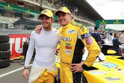 #29 Racing Team Nederland Dallara P217: Frits van Eerd, Giedo van der Garde