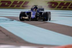 Pascal Wehrlein, Sauber C36 se sigue de largo