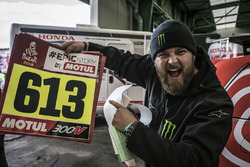 Monster Energy Honda Team support