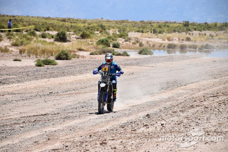 Yamaha #4, Адріан ван Беверен