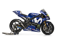 La moto di Valentino Rossi, Yamaha Factory Racing