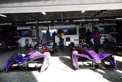 Alex Lynn, DS Virgin Racing, Sam Bird, DS Virgin Racing