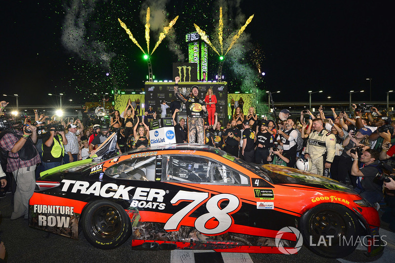 2017: Martin Truex Jr. (Furniture-Row-Toyota)
