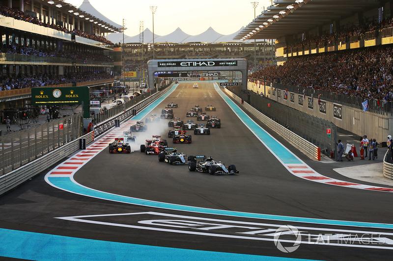 A F1 realiza sua 20ª e última prova da temporada de 2017 em Abu Dhabi, no circuito de Yas Marina – presente no calendário desde 2009.