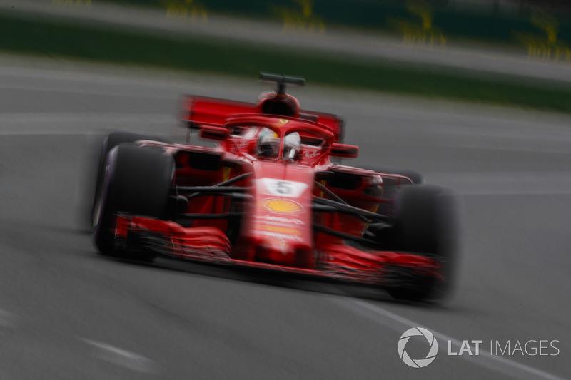 Formula 1 GP d'Australia, Gara
