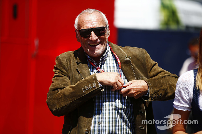 Dietrich Mateschitz, Co-Founder and CEO, Red Bull GmbH