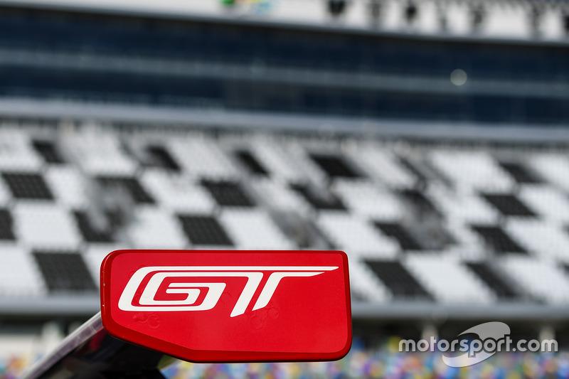 Chip Ganassi Racing Ford Gt Detail