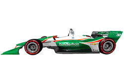 Juncos Racing livery