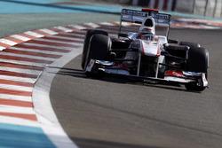 Kamui Kobayashi, Sauber C30