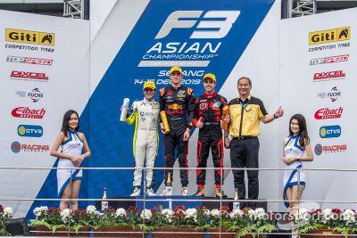 F3 Asia Winter Series: Sepang