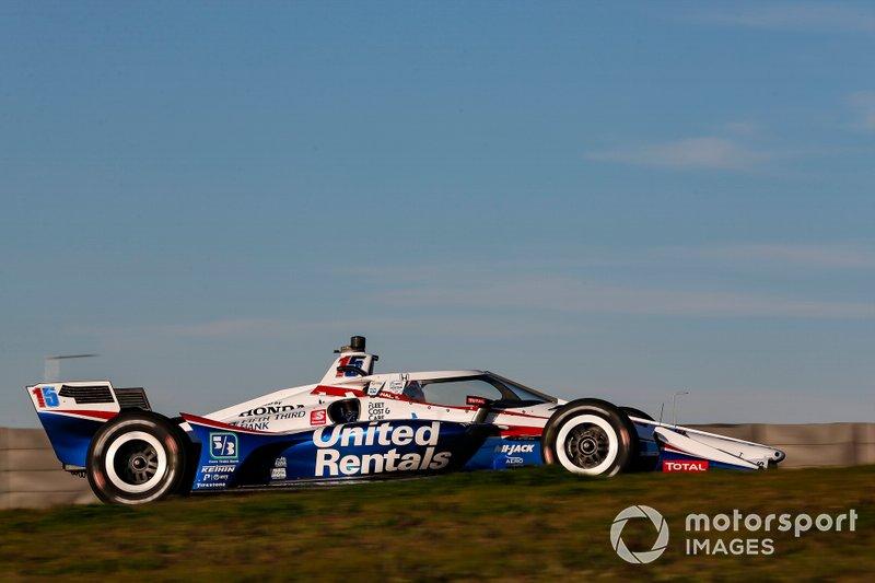 IndyCar-Test in Austin