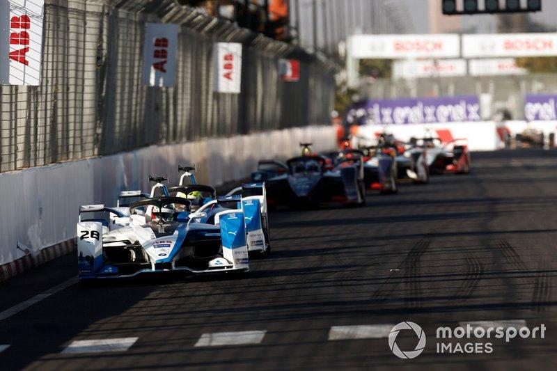 Saison 5 : E-Prix de Marrakech 2019