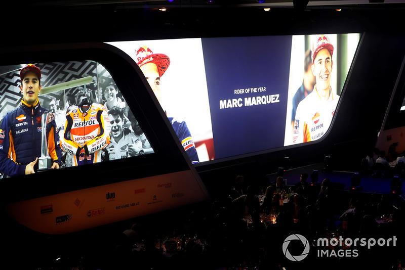 Motociclista del año, presentado por Tata Communications: Marc Márquez