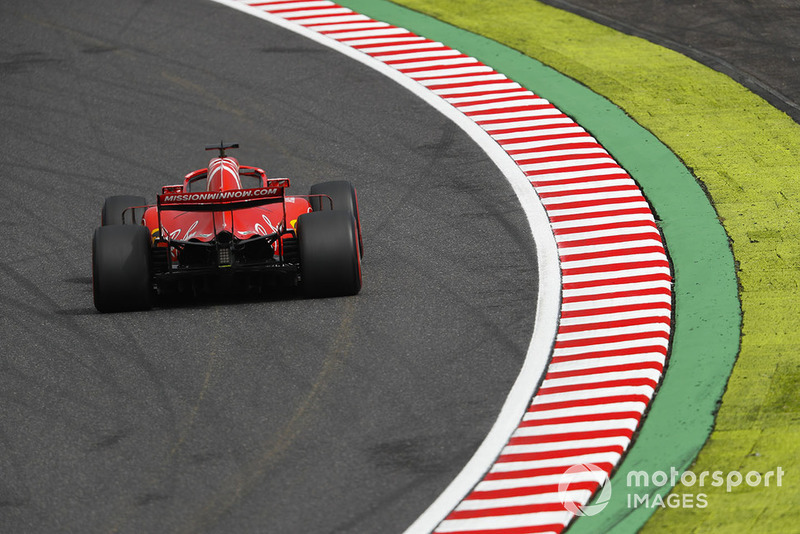 2 місце — Себастьян Феттель, Ferrari — 334