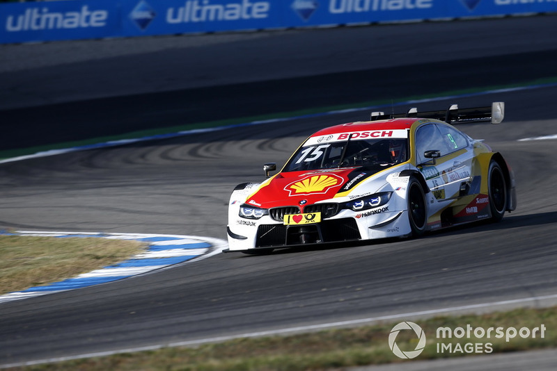 4. Augusto Farfus, BMW Team RMG, BMW M4 DTM