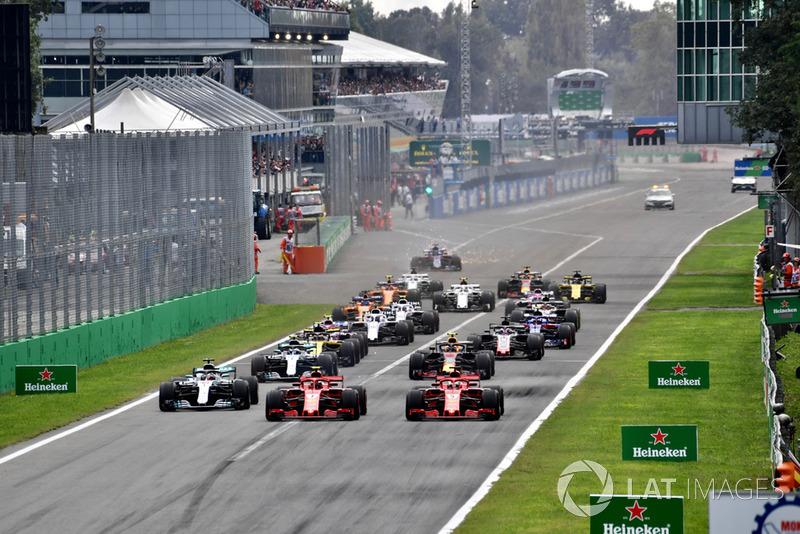 Italia - Brendon Hartley/Marcus Ericsson/Stoffel Vandoorne (carrera)