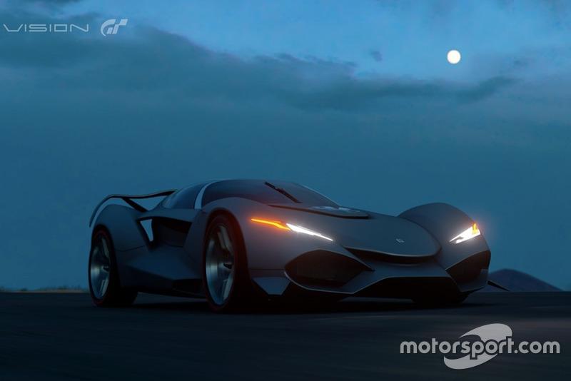 IsoRivolta Zagato Vision Gran Turismo (oktober 2017)