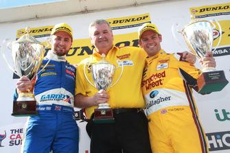 Sam Tordoff, Motorbase Performance Ford Focus, David Batrum ab Tom Chilton, Motorbase Performance Ford Focus