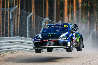 Петтер Сольберг, Volkswagen Polo GTI Supercar, PSRX Volkswagen Sweden