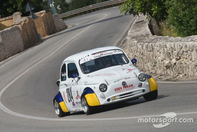 Pasquale Coppola, Fiat 500, Tramonti Corse