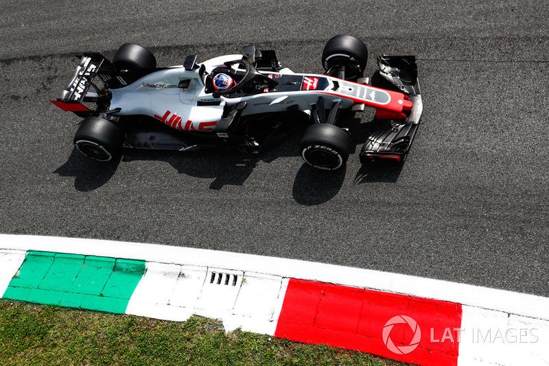 14. Ромен Грожан, Haas F1 Team — 27