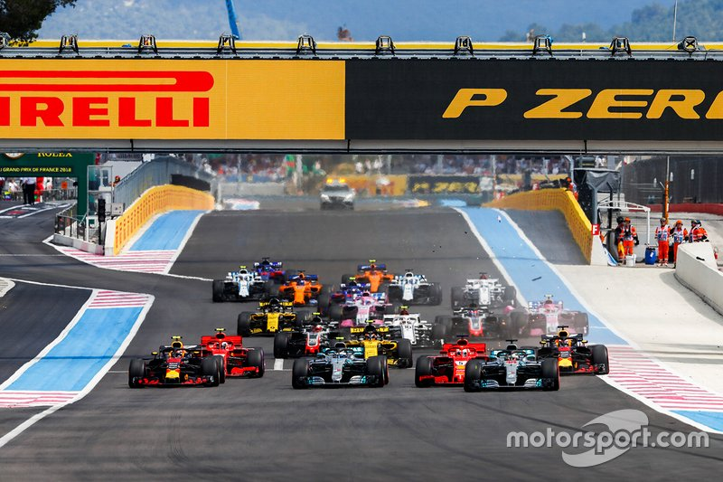 Paul Ricard returned to the calendar in 2018
