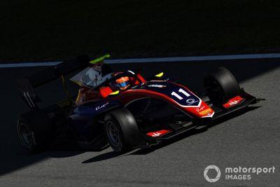 Barcelona October testing