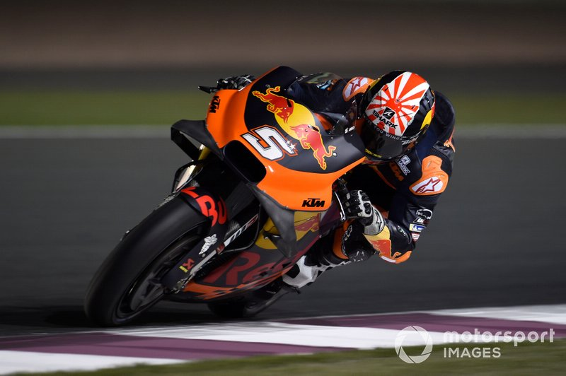 Johann Johann Zarco, Red Bull KTM Factory Racing