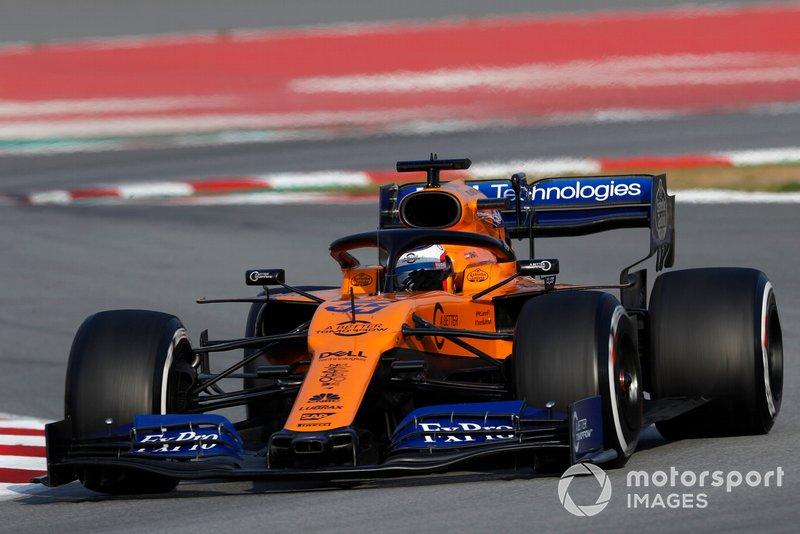 8º Carlos Sainz, McLaren MCL34, 1:16.913 (gomme C5, giorno 8)