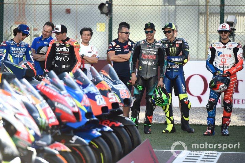 Франко Морбіделлі, Petronas Yamaha SRT, Валентино Россі, Yamaha Factory Racing