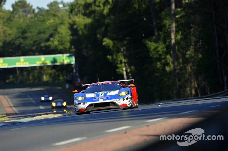 6. LMGTE-Pro: #68 Ford Chip Ganassi Racing, Ford GT