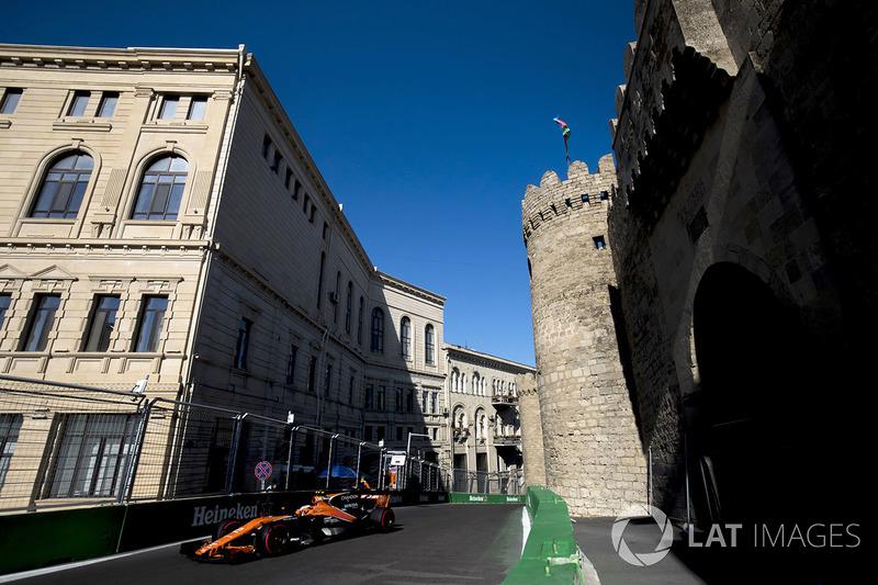 20º Stoffel Vandoorne, McLaren MCL32 (0 puntos)