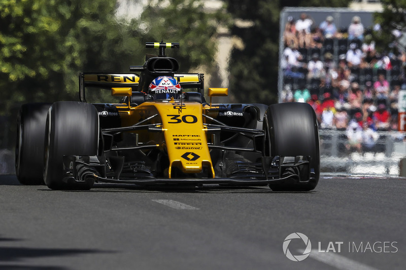 20. Джолион Палмер, Renault Sport F1