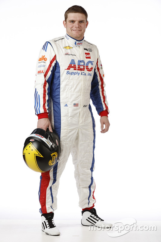 Conor Daly, A.J. Foyt Enterprises, Chevrolet