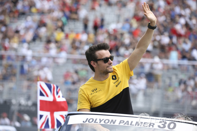 Verlierer: Jolyon Palmer (Renault)