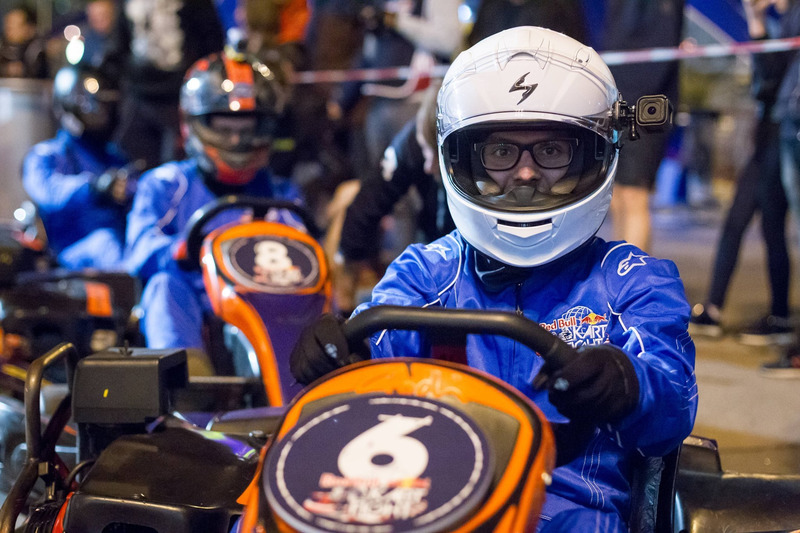 Учасник Red Bull Kart Fight