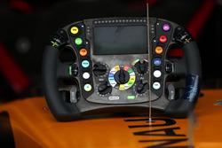 Renault Sport F1 Team RS17 Steering wheel detail