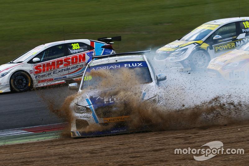 Ashley Sutton, Team BMR Subaru Levorg