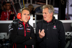 Ryan Walkinshaw, Walkinshaw Racing, Jean Francois Thormann, Andretti Autosport