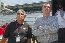 Mario Andretti, Johnny Rutherford