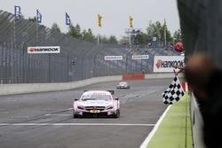 Sieg für Lucas Auer, Mercedes-AMG Team HWA, Mercedes-AMG C63 DTM
