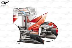 Ferrari F150 exhausts