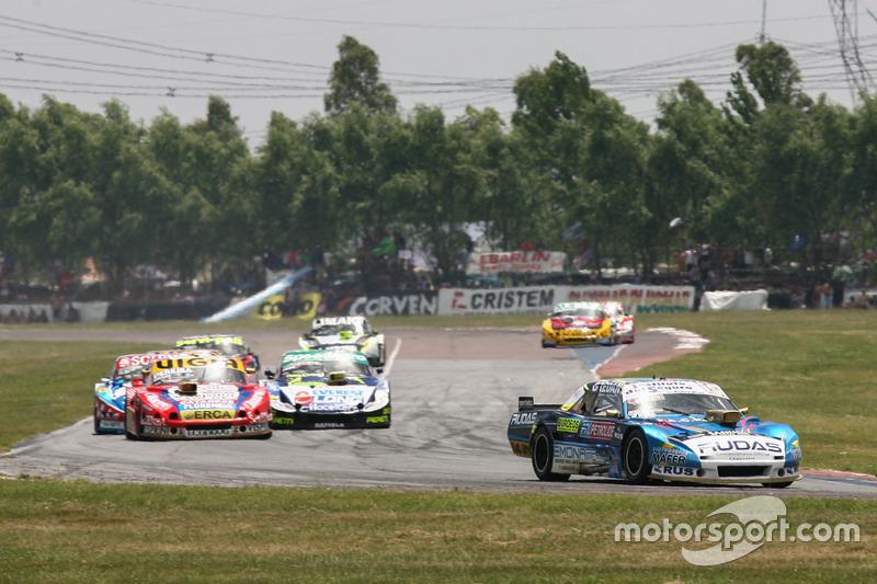 Martin Ponte, GT Racing Dodge, Juan Manuel Silva, Catalan Magni Motorsport Ford, Nicolas Gonzalez, A&P Competicion Torino