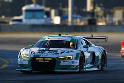 #29 Montaplast by Land-Motorsport Audi R8 LMS GT3: Connor de Phillippi, Christopher Mies, Jules Gounon