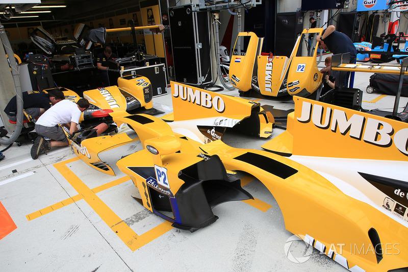 #29 Racing Team Nederland Dallara P217 Gibson