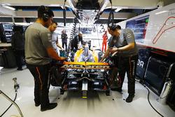 Des ingénieurs McLaren Honda