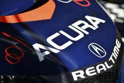 Auto #93 RealTime Racing, Acura NSX GT3: Peter Kox