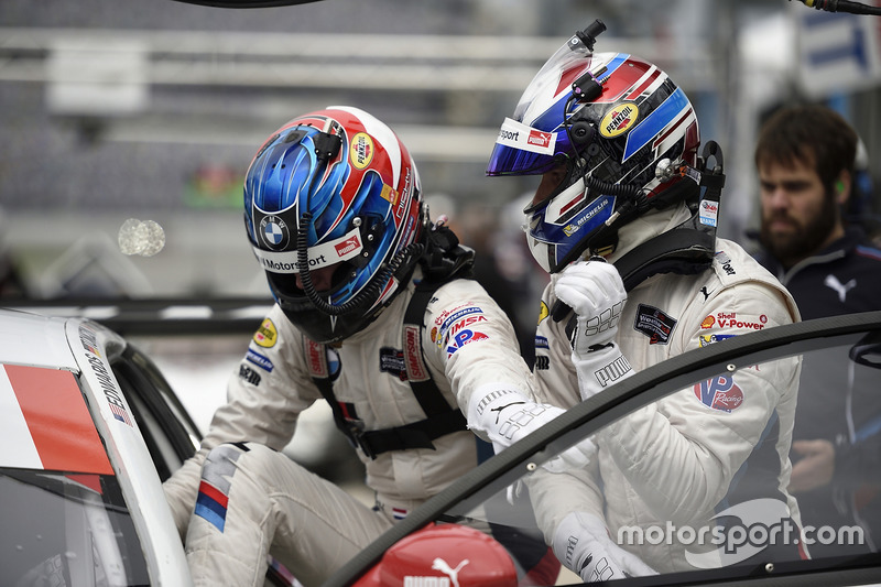 Nicky Catsburg, BMW Team RLL, Martin Tomczyk, BMW Team RLL