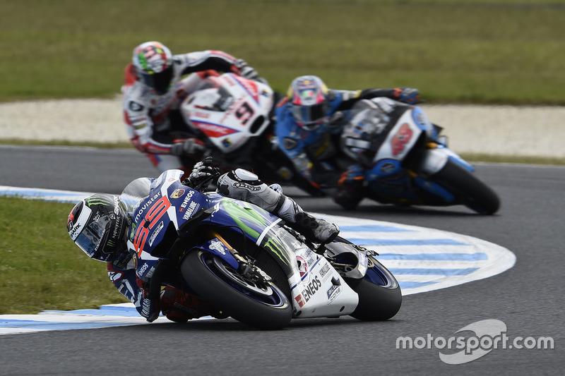 Jorge Lorenzo – 6. Platz